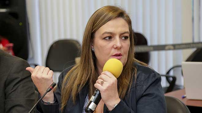 Lourdes Cuesta, asamble�sta.