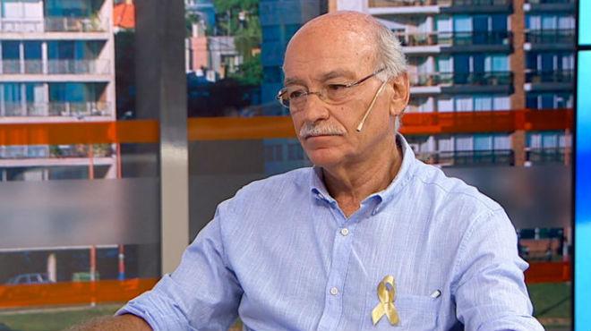 Luis Castillo, director de la Fundaci�n P�rez Scremini.