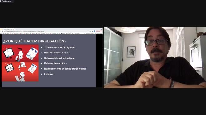Luis Felipe Torrente, periodista y documentalista, cofundador y director de The Conversation, expositor del curso.
