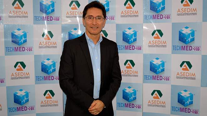 Luis Villegas, delegado de presidencia de la Asedim.