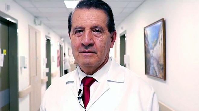 Luis Pacheco, reconocido m�dico onc�logo es uno de los ponentes.
