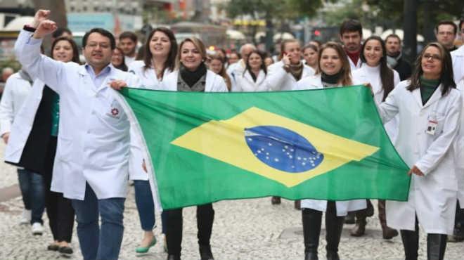 M�dicos Brasil