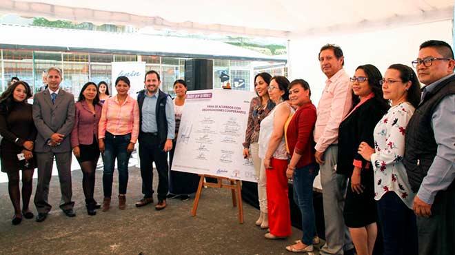 El MIES ha firmado 15 nuevos acuerdos de cooperaci�n con organizaciones sociales.