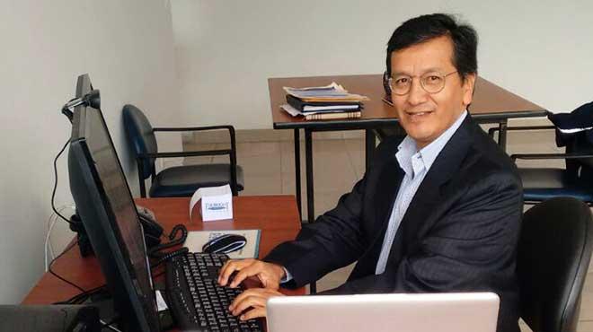 Manuel Balde�n, Centro de Investigaci�n Biom�dica de la UTE