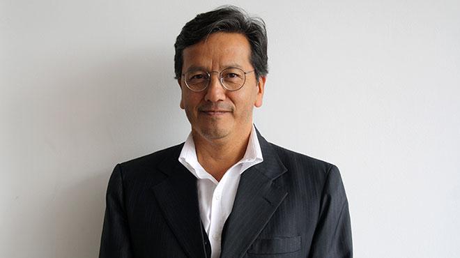 Manuel Balde�n, director de Cenbio UTE.
