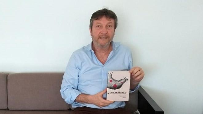 Marco Fornasini, docente investigador de la Universidad UTE.