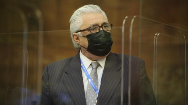 Marcos Molina, presidente de la Comisi�n del Derecho a la Salud.