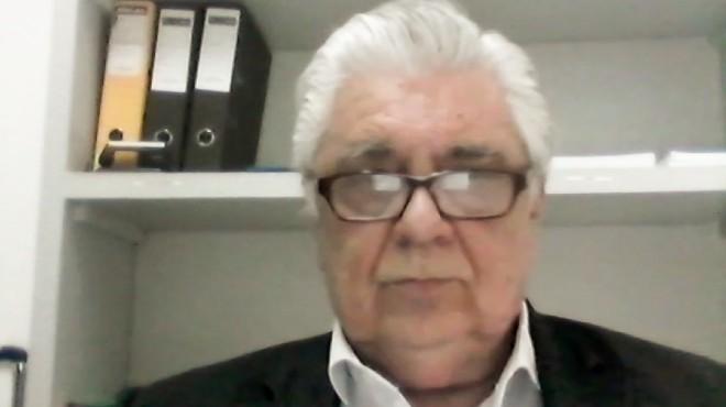 Marcos Molina, presidente de la Comisi�n de Salud.