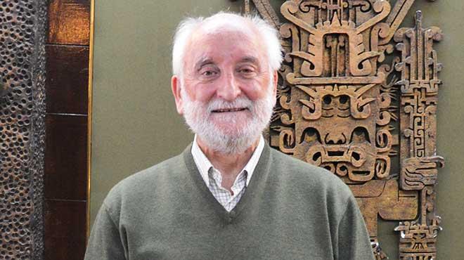 Mariano Madurga, ex coordinador del Sistema Espa�ol de Farmacovigilancia