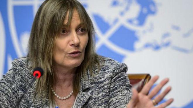 Marie-Paule Kieny, Subdirectora General de la OMS.