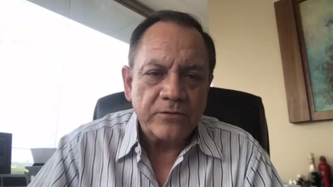 Mario Ayala, de la ALFE.