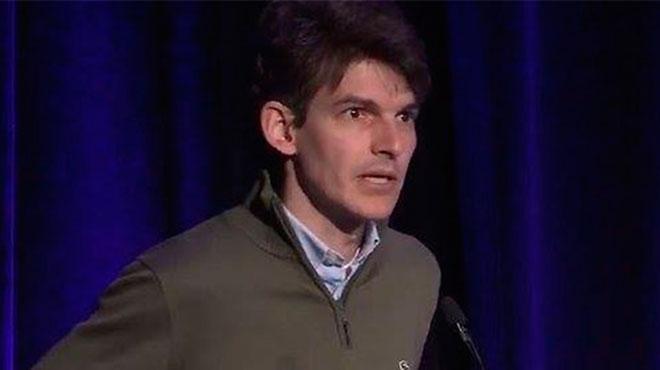 Luciano Marraffini, cient�fico argentino.