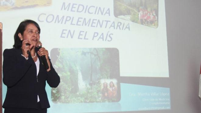 Martha Villar L�pez, Seguro Social de Salud