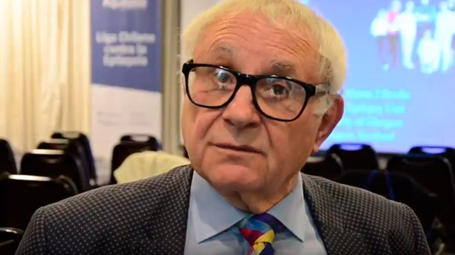 Martin Brodie, presidente del Oficina Internacional para la Epilepsia.