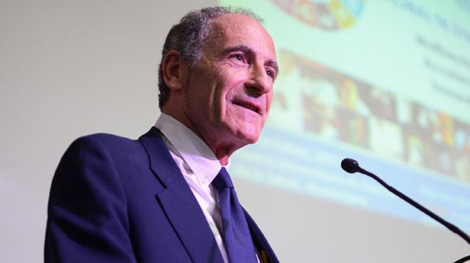 Massimo Ghidinelli, jefe de la Unidad de VIH, Hepatitis, Tuberculosis e Infecciones de Transmisi�n Sexual de la OPS.