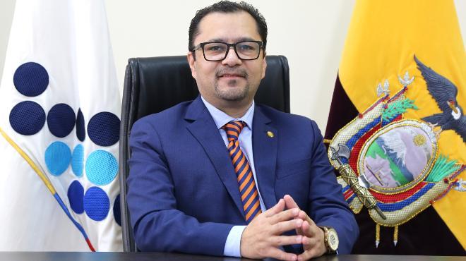 Mauro Falcon�, director ejecutivo de ARCSA.