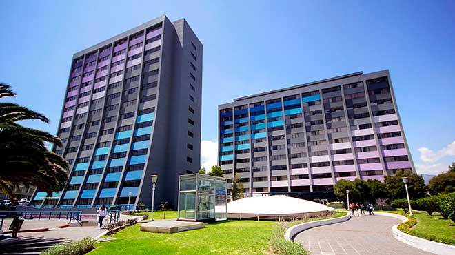 Facultad de Medicina de la PUCE.