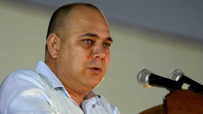 Ministro Salud Cuba