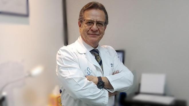 Milton Jij�n Arg�ello, genetista - pediatra y presidente de FUNEDERE.