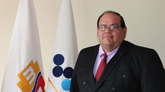 Milton Medina, coordinador Zonal 3 de ARCSA.