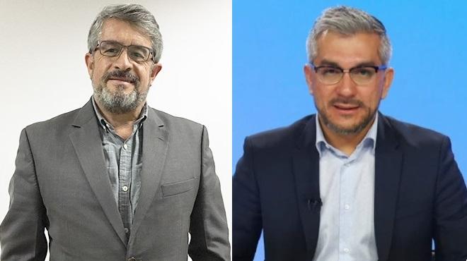 Jos� Ruales y Miguel Moreira.