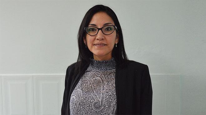 M�nica Tarapu�s, docente universitaria y experta en Farmacovigilancia