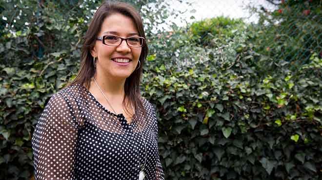 Mónica Villar, coordinadora de la Carrera de Nutrición de la USFQ