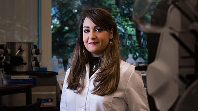 Nasim Annabi, investigadora.