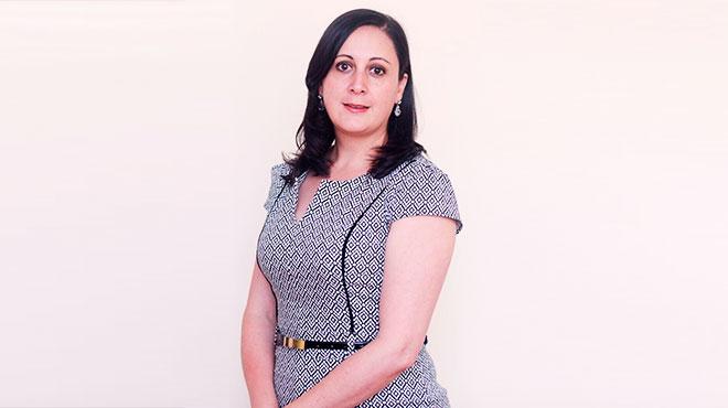 Natalia Bail�n, investigadora de la UTPL