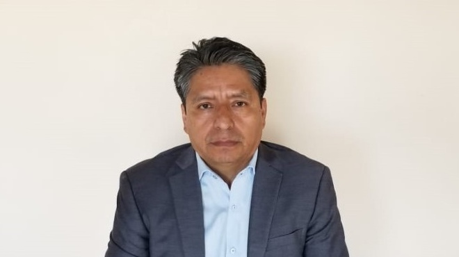 Nelson Laica, presidente de la SEMED.