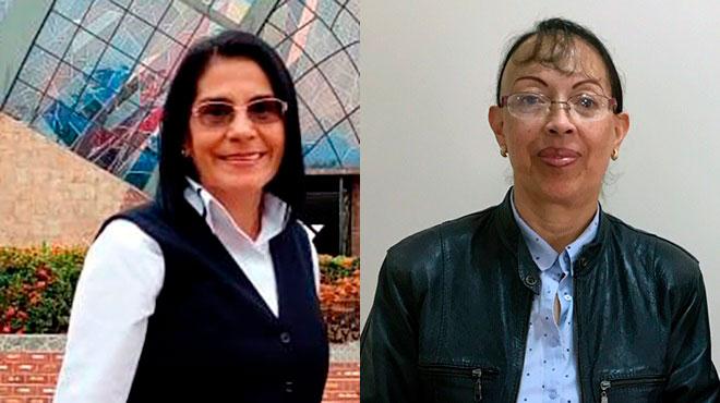 Patricia de Roc�o Mora Maldonado y Francisca Soledad Cevallos.