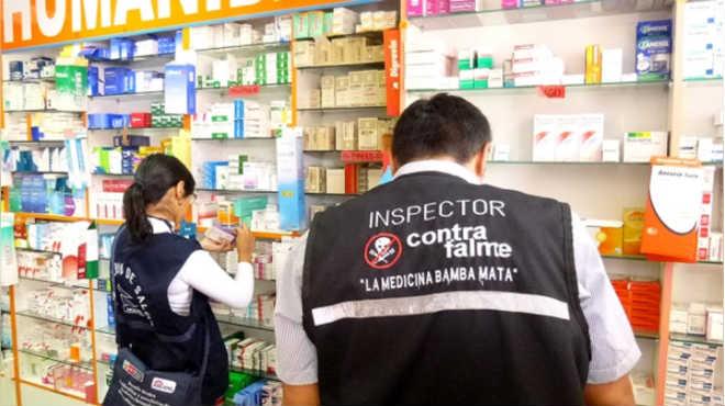 Operativos en Ecuador y Per�