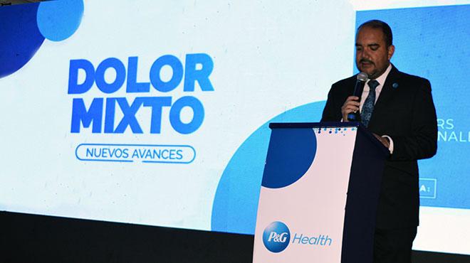 Jorge Arauz, gerente general de P&G Ecuador.