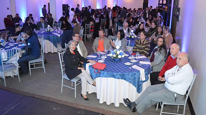 Nuevos avances en dolor mixto, evento organizado por la compa��a farmac�utica P&G Ecuador.