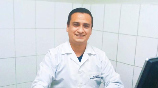 Pa�l Dom�nguez, presidente de la Redeaf.