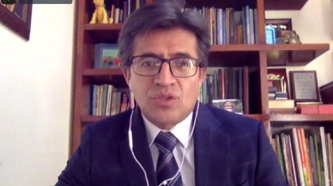 Pablo Vanegas, Universidad de Cuenca.