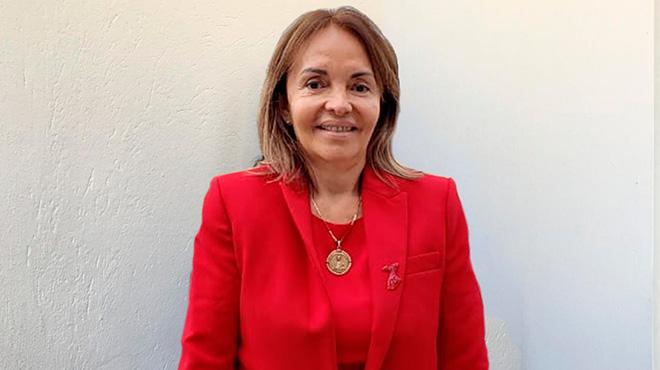Patricia Delgado, presidenta del cap�tulo Cardiopat�a de la mujer de la SEC.