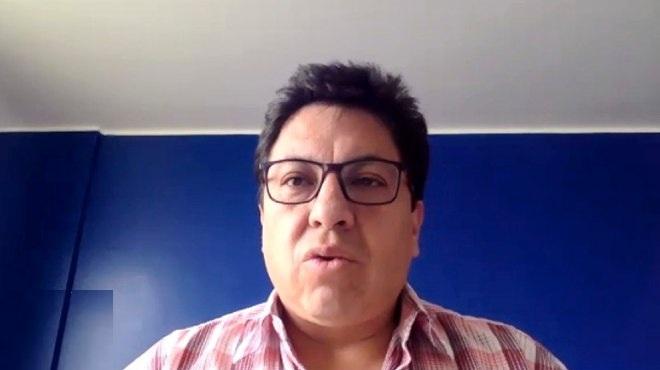 Patricio Benalc�zar.