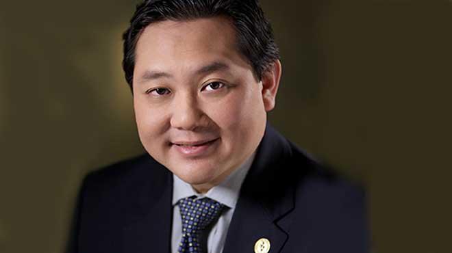 Paul Chang, vicepresidente de Acreditaci�n de la JCI.