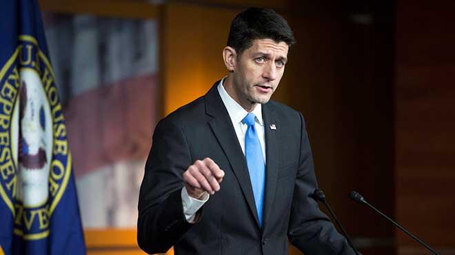 Paul Ryan, C�mara de Representantes de Estados Unidos
