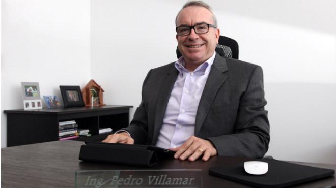 Pedro Villamar, presidente y fundador de TASE.