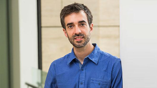 Nicol�s Pel�ez, investigador colombiano.