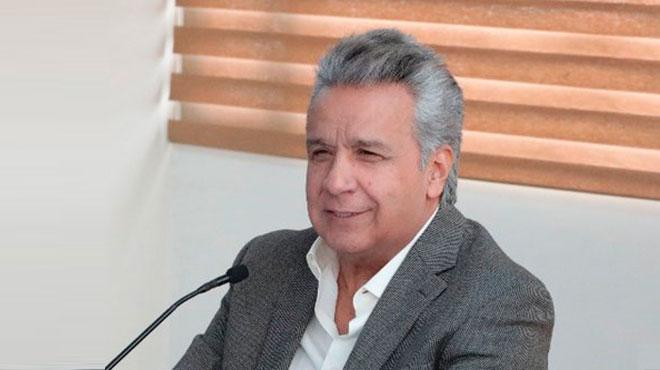 El presidente Len�n Moreno lider� el gabinete ampliado itinerante en la provincia del Carchi.
