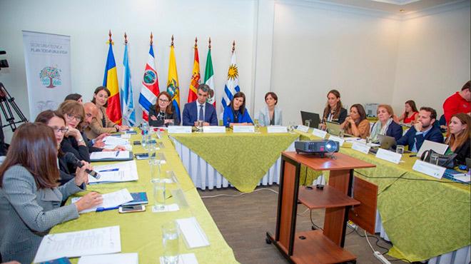 El programa cuenta con el apoyo de la Secretar�a General Iberoamericana