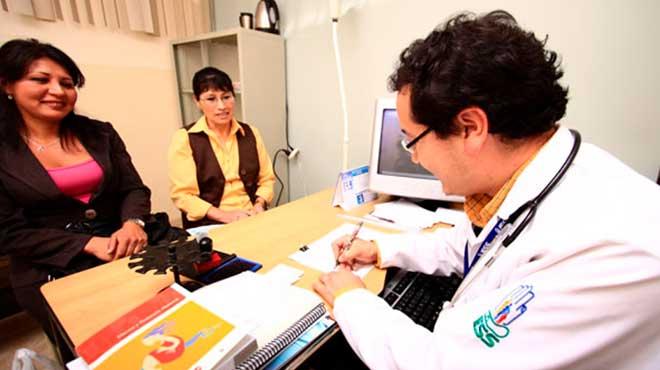 Se garantizar�n las citas m�dicas para los pacientes referidos a trav�s del Subsistema de Referencia.