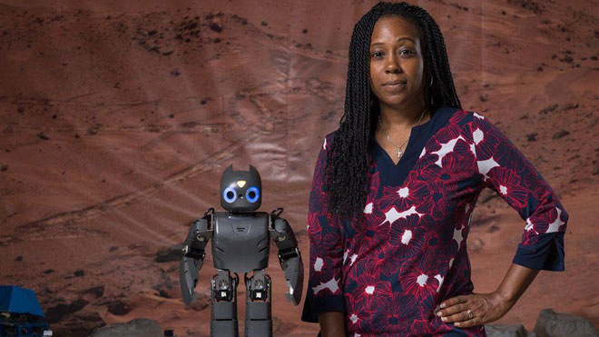 Ayanna Howard, directora del proyecto Darwin.