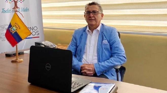 Ra�l Secaira Durango, director ejecutivo del INDOT.