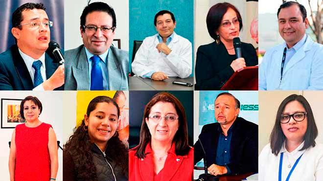 Protagonistas de las principales noticias del 2016.