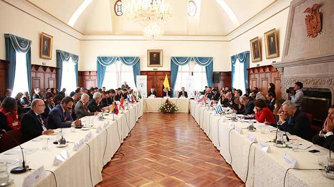 Reuni�n t�cnica regional sobre la movilidad humana de ciudadanos venezolanos en las Am�ricas.