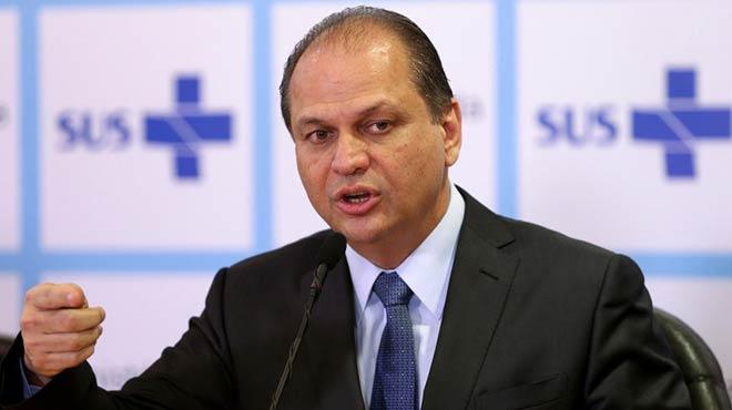 Ricardo Barros, ministro de Salud